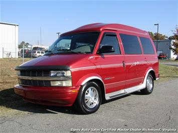 2000 Chevrolet Astro AWD 4X4 Regency Custom Conversion High Top - Photo 1 - Richmond, VA 23237