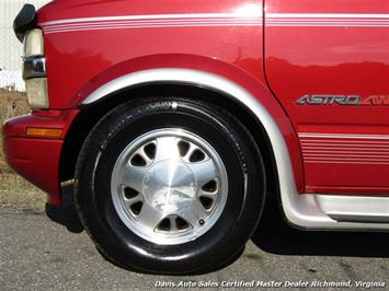 2000 Chevrolet Astro AWD 4X4 Regency Custom Conversion High Top - Photo 10 - Richmond, VA 23237