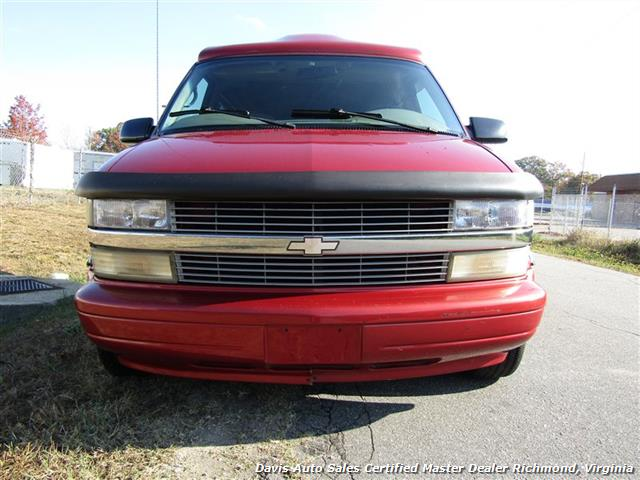 2000 Chevrolet Astro AWD 4X4 Regency Custom Conversion High Top - Photo 14 - Richmond, VA 23237