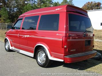 2000 Chevrolet Astro AWD 4X4 Regency Custom Conversion High Top - Photo 3 - Richmond, VA 23237