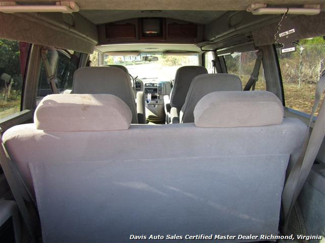 2000 Chevrolet Astro AWD 4X4 Regency Custom Conversion High Top - Photo 18 - Richmond, VA 23237