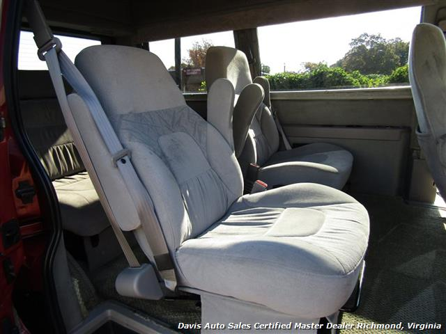 2000 Chevrolet Astro AWD 4X4 Regency Custom Conversion High Top - Photo 15 - Richmond, VA 23237