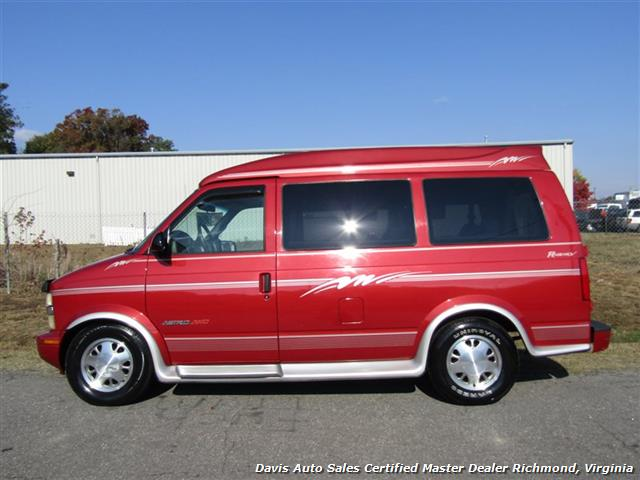 2000 Chevrolet Astro AWD 4X4 Regency Custom Conversion High Top - Photo 2 - Richmond, VA 23237