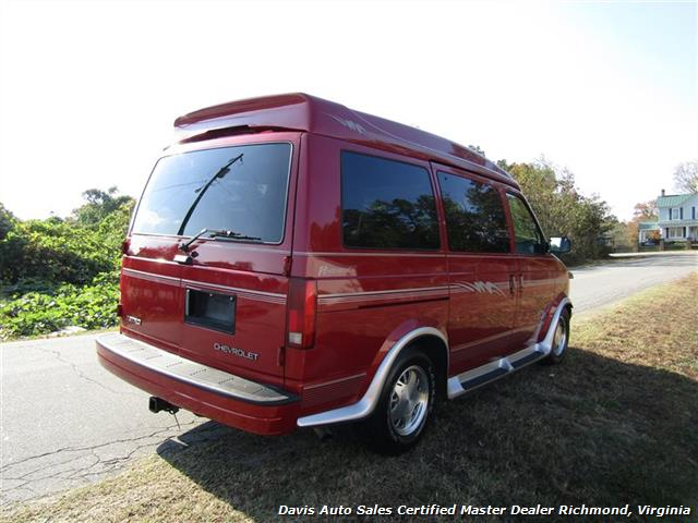 2000 Chevrolet Astro AWD 4X4 Regency Custom Conversion High Top - Photo 11 - Richmond, VA 23237