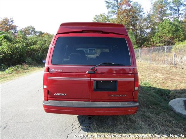 2000 Chevrolet Astro AWD 4X4 Regency Custom Conversion High Top - Photo 4 - Richmond, VA 23237