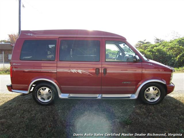 2000 Chevrolet Astro AWD 4X4 Regency Custom Conversion High Top - Photo 12 - Richmond, VA 23237
