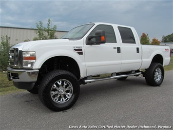 2008 Ford F-250 Super Duty Lariat 4dr Crew Cab Truck