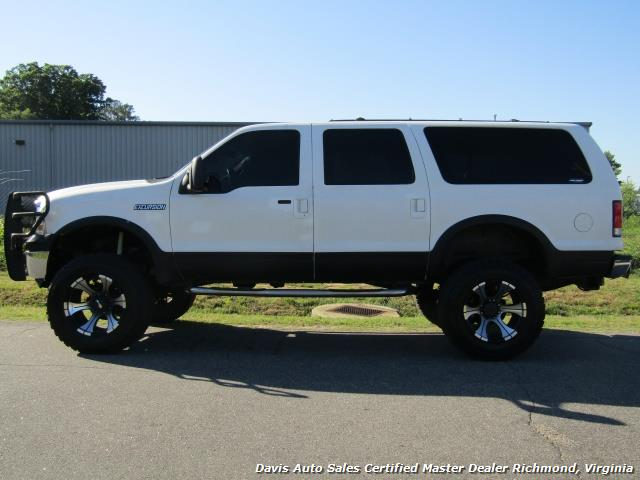 2000 Ford Excursion Limited 7.3 Power Stroke Turbo Diesel Lifted 4X4 - Photo 2 - Richmond, VA 23237