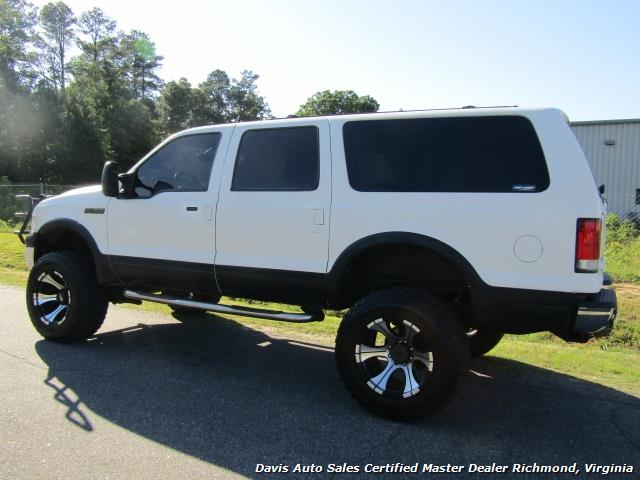 2000 Ford Excursion Limited 7.3 Power Stroke Turbo Diesel Lifted 4X4 - Photo 3 - Richmond, VA 23237