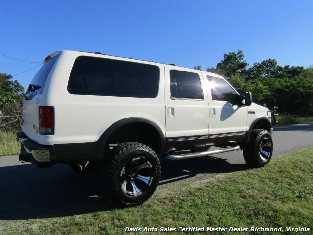 2000 Ford Excursion Limited 7.3 Power Stroke Turbo Diesel Lifted 4X4 - Photo 5 - Richmond, VA 23237