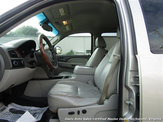 2007 GMC Sierra 1500 SLE1 Lifted 4X4 Crew Cab Short Bed Fully Loaded - Photo 18 - Richmond, VA 23237
