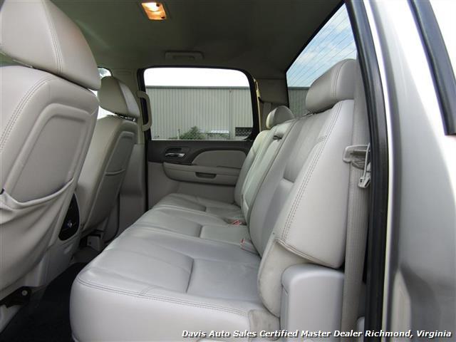 2007 GMC Sierra 1500 SLE1 Lifted 4X4 Crew Cab Short Bed Fully Loaded - Photo 20 - Richmond, VA 23237