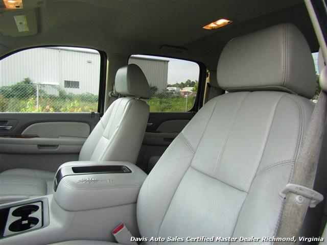 2007 GMC Sierra 1500 SLE1 Lifted 4X4 Crew Cab Short Bed Fully Loaded - Photo 8 - Richmond, VA 23237