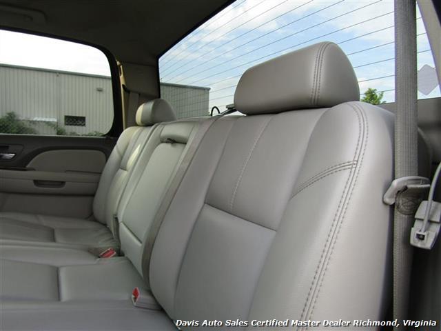 2007 GMC Sierra 1500 SLE1 Lifted 4X4 Crew Cab Short Bed Fully Loaded - Photo 21 - Richmond, VA 23237