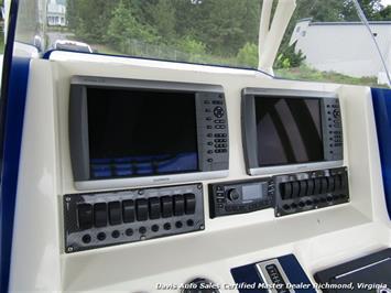 2013 Statement Marine Center Console Twin Mercury Verado - Photo 12 - Richmond, VA 23237
