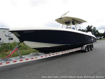 2013 Statement Marine Center Console Twin Mercury Verado