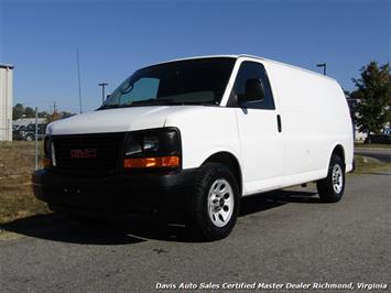 2011 GMC Savana Cargo 1500 Commercial Work Vortec Stability Track Van