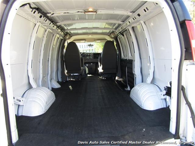 2011 GMC Savana Cargo 1500 Commercial Work Vortec Stability Track - Photo 9 - Richmond, VA 23237
