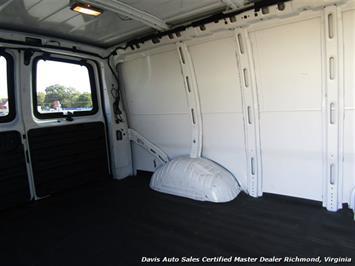 2011 GMC Savana Cargo 1500 Commercial Work Vortec Stability Track - Photo 17 - Richmond, VA 23237