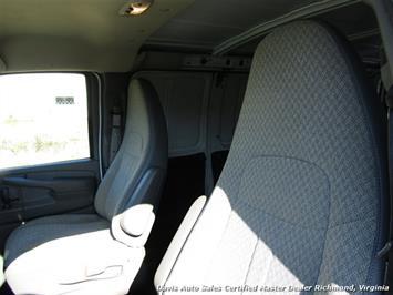 2011 GMC Savana Cargo 1500 Commercial Work Vortec Stability Track - Photo 8 - Richmond, VA 23237