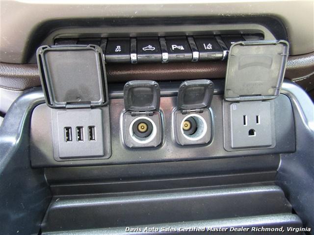 2015 GMC Sierra 3500 Denali 6.6 Diesel Duramax 4X4 Dually Long Bed - Photo 31 - Richmond, VA 23237