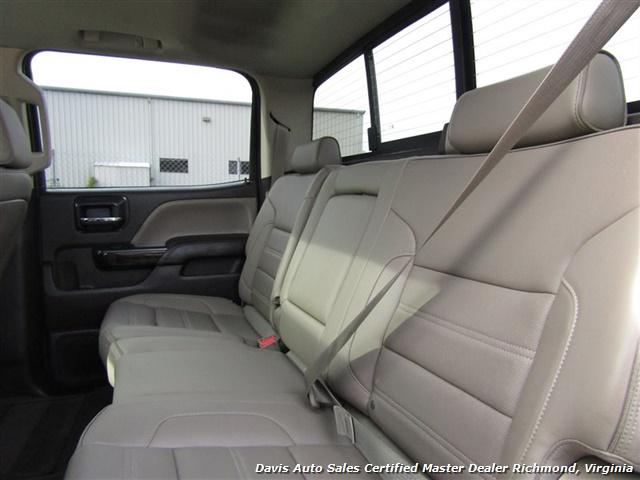 2015 GMC Sierra 3500 Denali 6.6 Diesel Duramax 4X4 Dually Long Bed - Photo 9 - Richmond, VA 23237