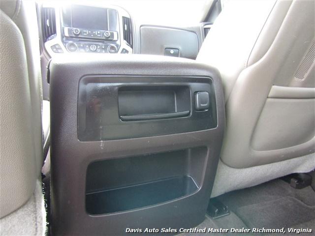 2015 GMC Sierra 3500 Denali 6.6 Diesel Duramax 4X4 Dually Long Bed - Photo 40 - Richmond, VA 23237