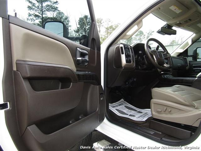 2015 GMC Sierra 3500 Denali 6.6 Diesel Duramax 4X4 Dually Long Bed - Photo 5 - Richmond, VA 23237