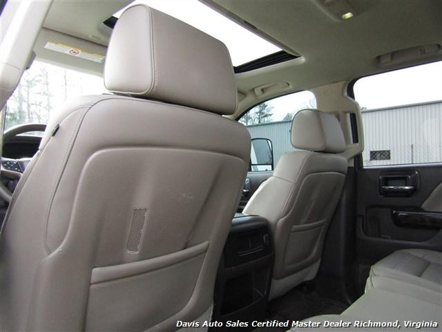 2015 GMC Sierra 3500 Denali 6.6 Diesel Duramax 4X4 Dually Long Bed - Photo 39 - Richmond, VA 23237