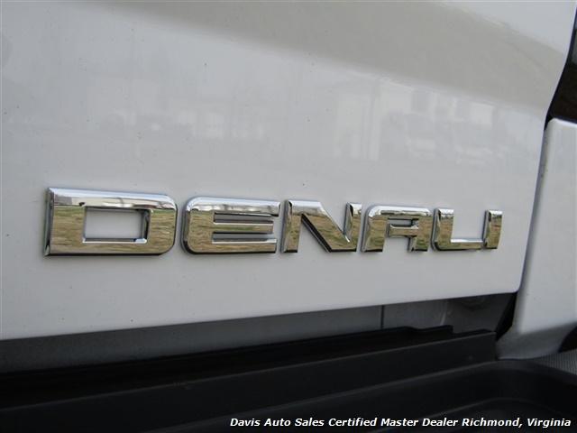 2015 GMC Sierra 3500 Denali 6.6 Diesel Duramax 4X4 Dually Long Bed - Photo 21 - Richmond, VA 23237
