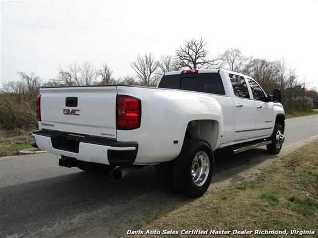 2015 GMC Sierra 3500 Denali 6.6 Diesel Duramax 4X4 Dually Long Bed - Photo 13 - Richmond, VA 23237