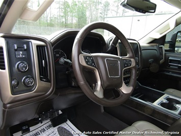 2015 GMC Sierra 3500 Denali 6.6 Diesel Duramax 4X4 Dually Long Bed - Photo 27 - Richmond, VA 23237