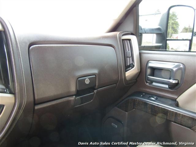 2015 GMC Sierra 3500 Denali 6.6 Diesel Duramax 4X4 Dually Long Bed - Photo 35 - Richmond, VA 23237