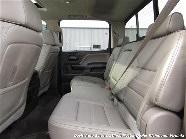 2015 GMC Sierra 3500 Denali 6.6 Diesel Duramax 4X4 Dually Long Bed - Photo 38 - Richmond, VA 23237