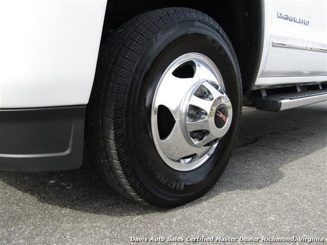 2015 GMC Sierra 3500 Denali 6.6 Diesel Duramax 4X4 Dually Long Bed - Photo 48 - Richmond, VA 23237