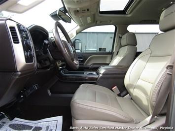 2015 GMC Sierra 3500 Denali 6.6 Diesel Duramax 4X4 Dually Long Bed - Photo 25 - Richmond, VA 23237