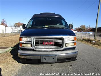 2000 GMC Savana Cargo G 1500 High Top Custom Auto Form Conversion - Photo 16 - Richmond, VA 23237