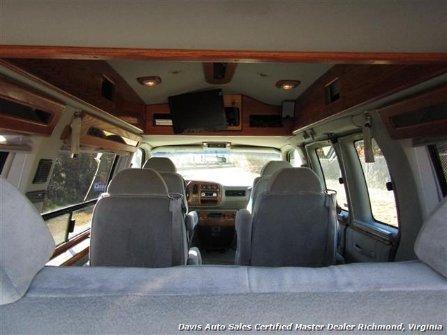 2000 GMC Savana Cargo G 1500 High Top Custom Auto Form Conversion - Photo 18 - Richmond, VA 23237