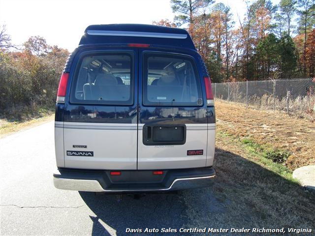 2000 GMC Savana Cargo G 1500 High Top Custom Auto Form Conversion - Photo 4 - Richmond, VA 23237