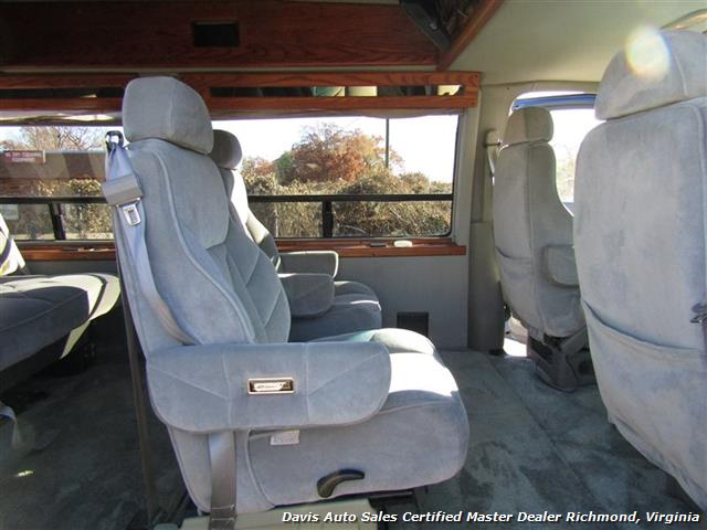 2000 GMC Savana Cargo G 1500 High Top Custom Auto Form Conversion - Photo 9 - Richmond, VA 23237
