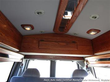 2000 GMC Savana Cargo G 1500 High Top Custom Auto Form Conversion - Photo 27 - Richmond, VA 23237