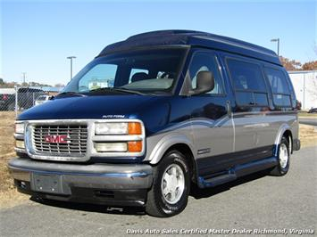 2000 GMC Savana Cargo G 1500 High Top Custom Auto Form Conversion Van