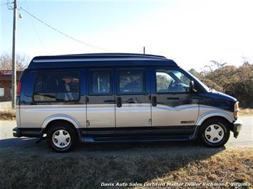 2000 GMC Savana Cargo G 1500 High Top Custom Auto Form Conversion - Photo 14 - Richmond, VA 23237