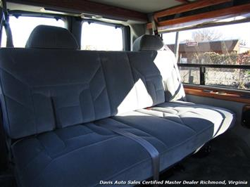 2000 GMC Savana Cargo G 1500 High Top Custom Auto Form Conversion - Photo 12 - Richmond, VA 23237