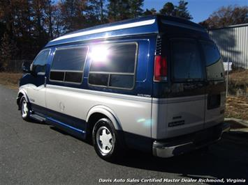 2000 GMC Savana Cargo G 1500 High Top Custom Auto Form Conversion - Photo 3 - Richmond, VA 23237
