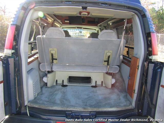 2000 GMC Savana Cargo G 1500 High Top Custom Auto Form Conversion - Photo 11 - Richmond, VA 23237
