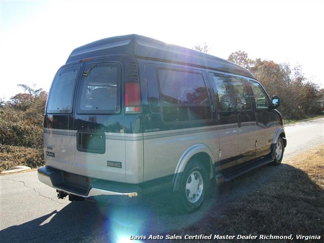 2000 GMC Savana Cargo G 1500 High Top Custom Auto Form Conversion - Photo 13 - Richmond, VA 23237