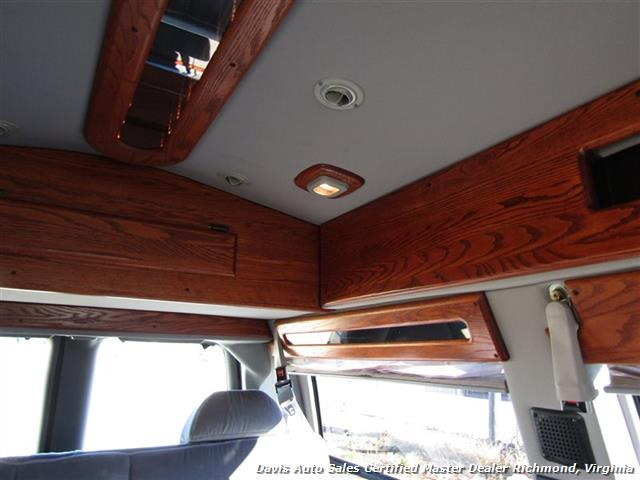 2000 GMC Savana Cargo G 1500 High Top Custom Auto Form Conversion - Photo 26 - Richmond, VA 23237
