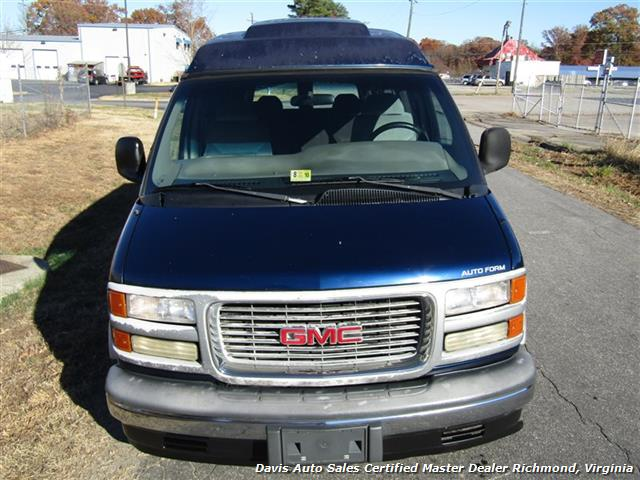 2000 GMC Savana Cargo G 1500 High Top Custom Auto Form Conversion - Photo 34 - Richmond, VA 23237