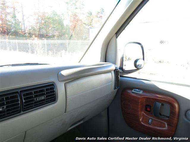 2000 GMC Savana Cargo G 1500 High Top Custom Auto Form Conversion - Photo 20 - Richmond, VA 23237
